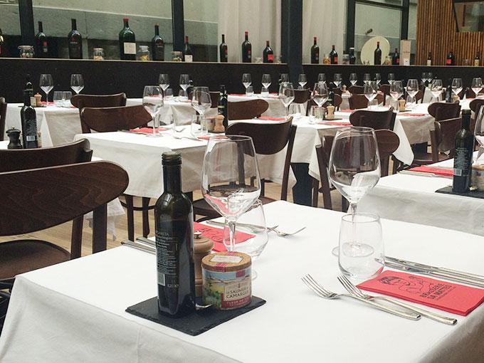 Brasserie da Matteo - restaurant