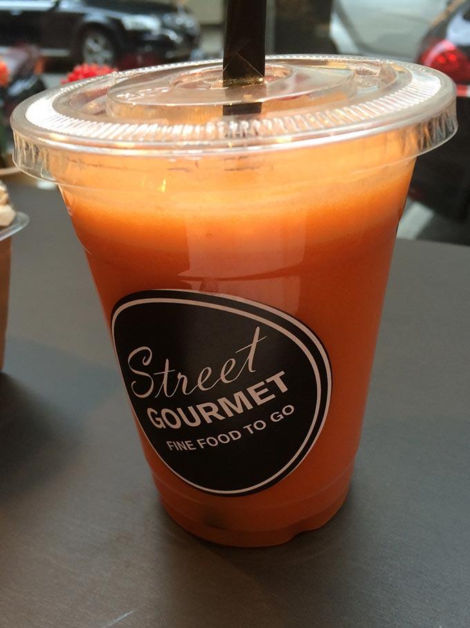 Street Gourmet - juice