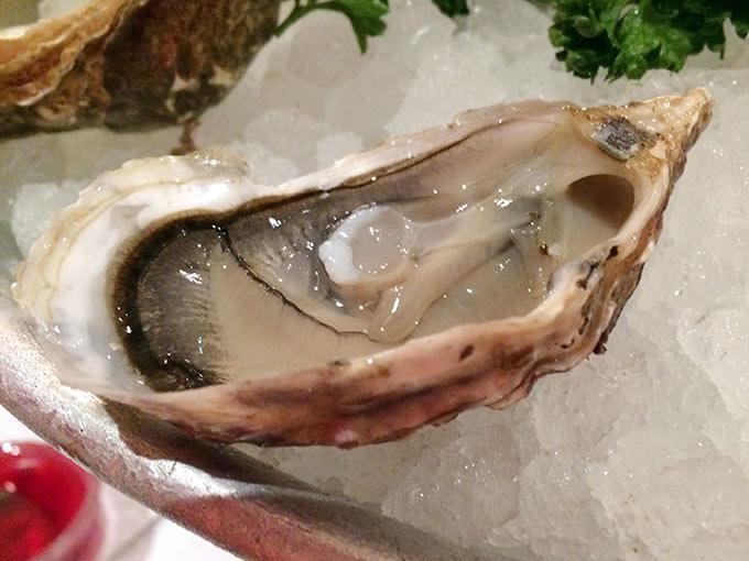 Café du Centre - oyster
