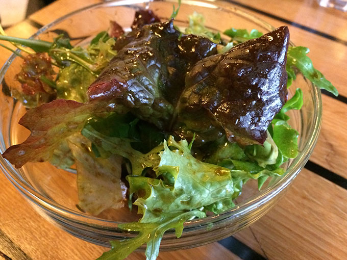 The Hamburger Foundation - salad