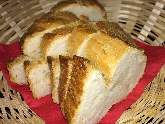 La Passione - bread
