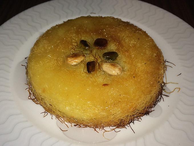 yomo - cheese kanafeh