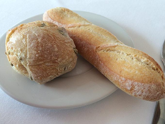 Le Baron Tavernier - bread