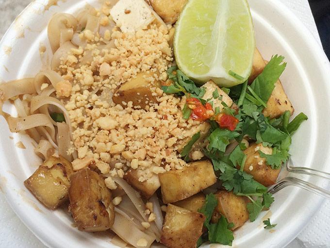 Debi's Kitchen - Pad Thai