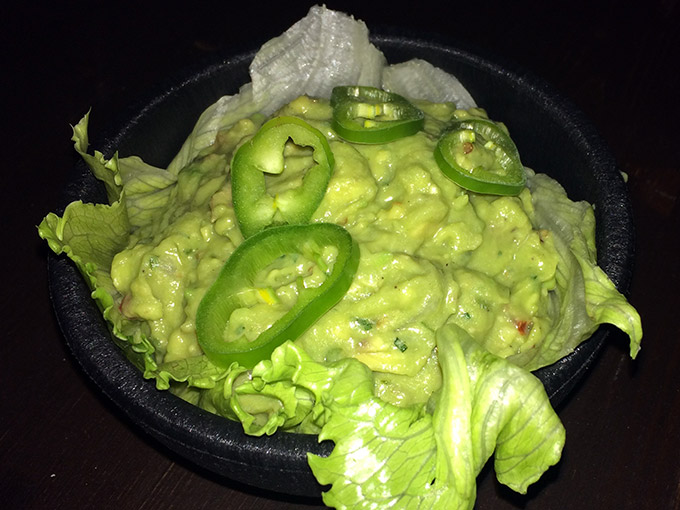 El Catrin - guacamole