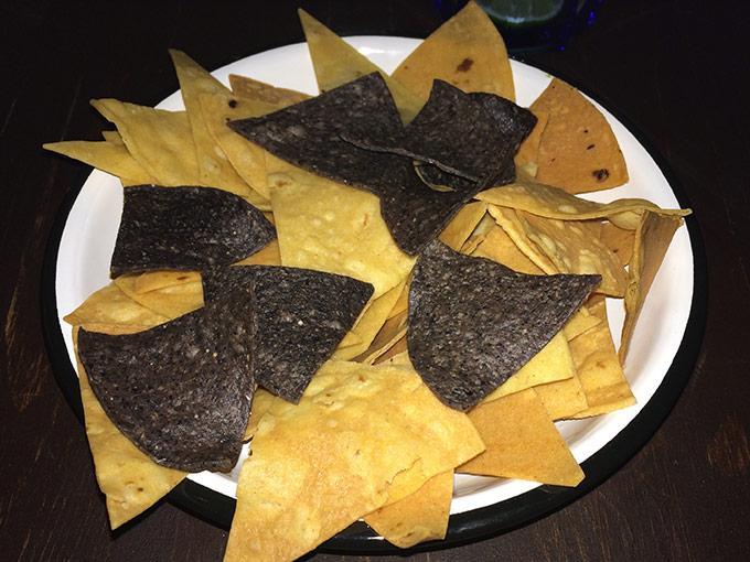 El Catrin - tortilla chips