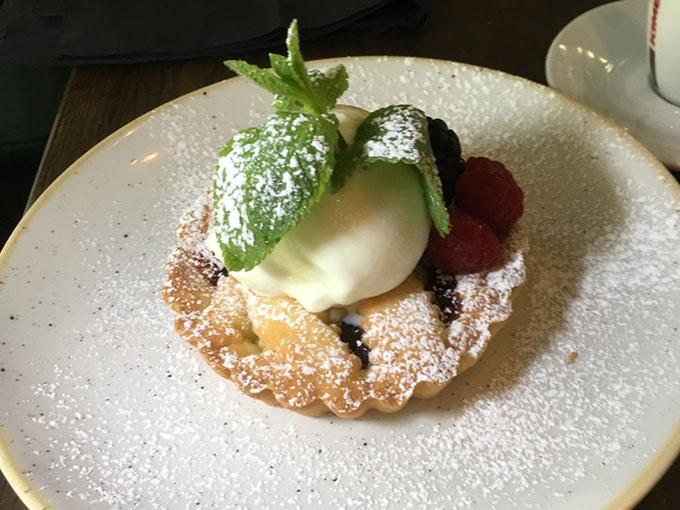 Osteria Zaza - dessert