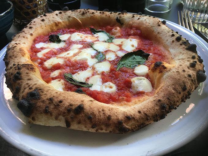 Osteria Zaza - pizza