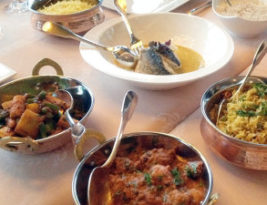 Indian Food Festival at Hotel d'Angleterre's Windows Restaurant