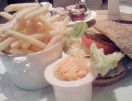 Burgers at the Intercon