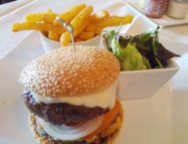 Burgers – La Réserve