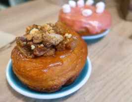 Ginger Donuts – Because Dreams Do Come True