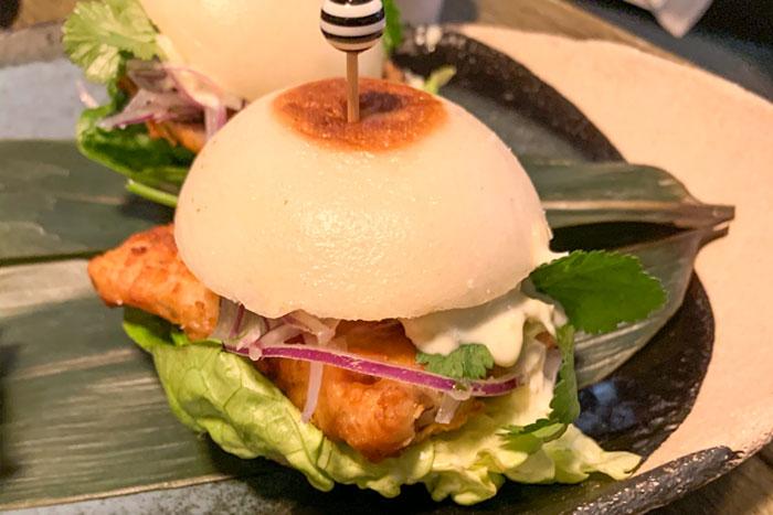 yakumanka fish sanguche
