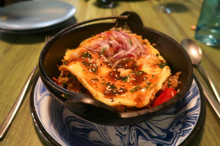yakumanka fried rice